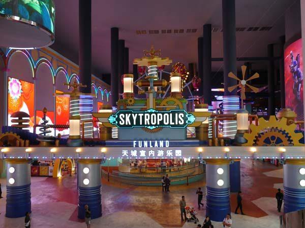 Skytropolis-Funland