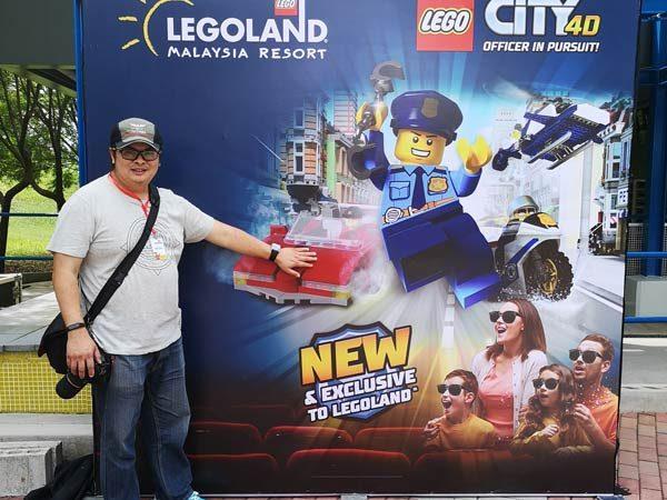 Legoland Malaysia, Legoland annual pass, legoland malaysia annual pass, annual pass legoland, annual pass legoland Malaysia, discounts for legoland, discounts for legoland malaysia, promo for legoland malaysia, legoland promo, legoland promotions, legoland malaysia promo, Lego Movie, New Lego Movie, Mego Movie Officer in Pursuit, Lego Movie 4D Officer in Pursuit, LEGO® City 4D Movie Officer in Pursuit