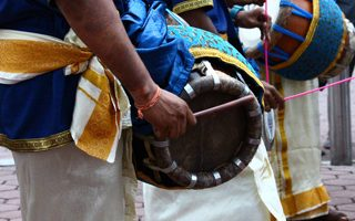 selangor, cave, dance, trance, music, spirits, culture, tribal, beats, drums, percussion, drumming, drum, urumee melam, india, batu caves, traditional dance, rythm, thaipusam, festivals, believes, must see